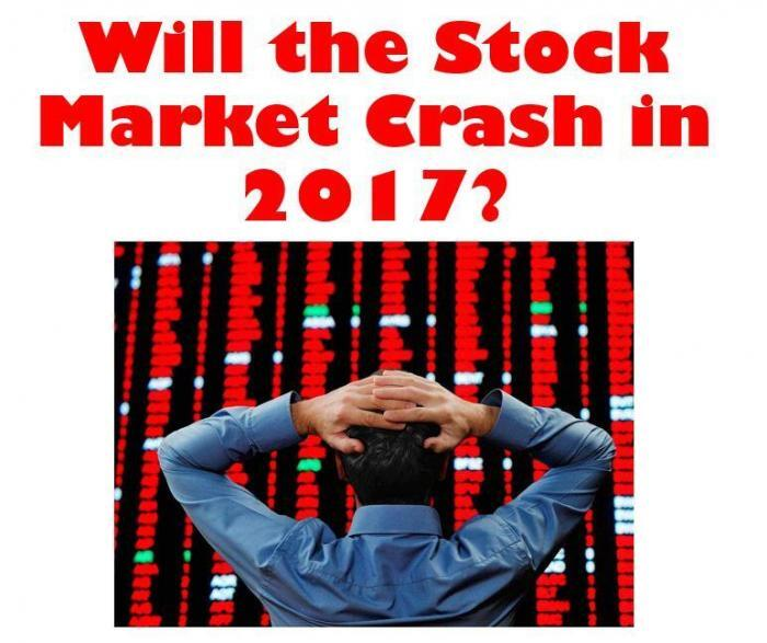 Will the Stock Market Crash in 2017?